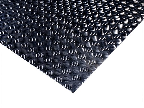aluminium diamond tread plate