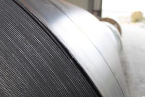 coils of mild steel sheet