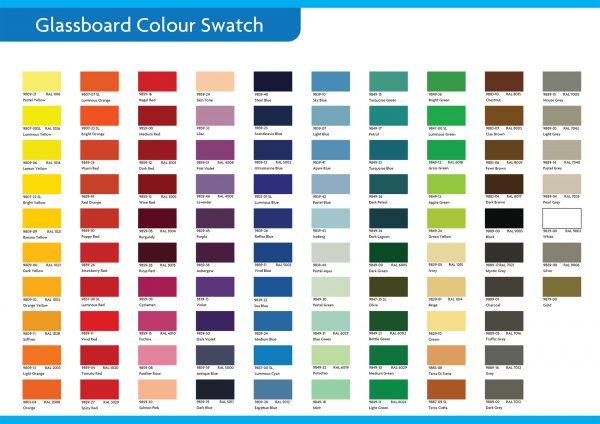 glassboard colour swatch