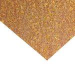 Weathering Steel Sheet - 1.5mm / 16 SWG (0.059``) - 400mm x 200mm - approx 16