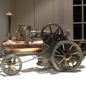 Past winner - Peter's model steam engine