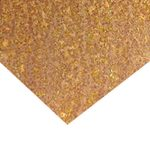 Weathering Steel Sheet - 1.5mm / 16 SWG (0.059``) - 500mm x 500mm - approx 20