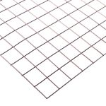 Wire Mesh - Galvanised Steel - 25 x 25 / 2440 x 1220 / 2.5mm