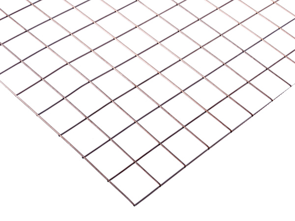 copper washed wire mesh sheet