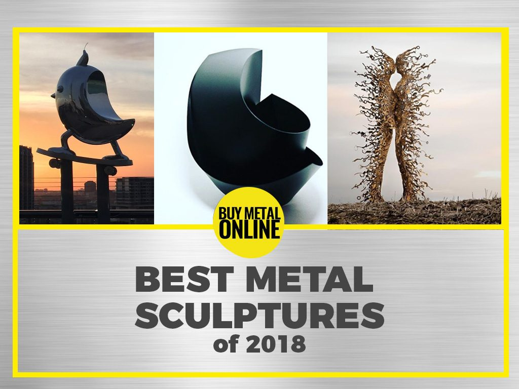 best metal sculptures of 2018
