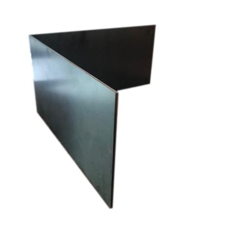 corten steel lawn edging corners