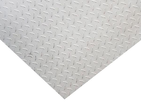 stainless steel diamond tread plate