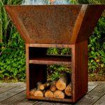 Potes Burner - 800 x 800 x 860mm